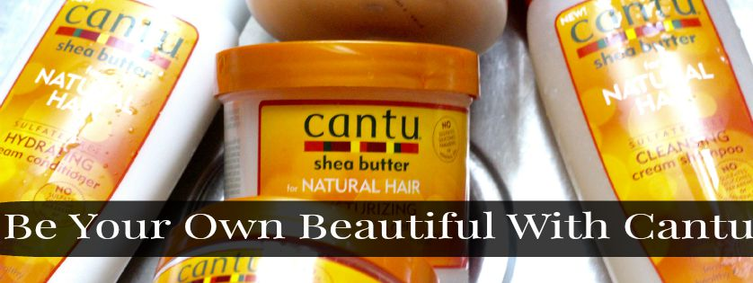 Be Your Own Beautiful With Cantu
