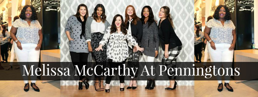 Melissa McCarthy At Penningtons