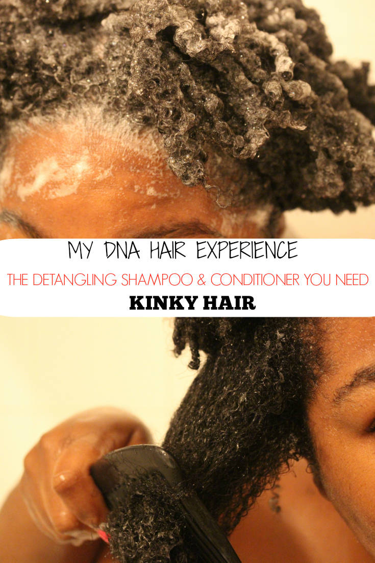 MY DNA HAIR EXPERIENCE,
