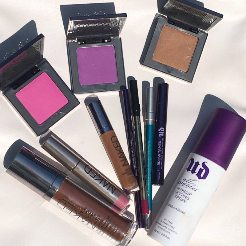urban decay summer beauty essentials