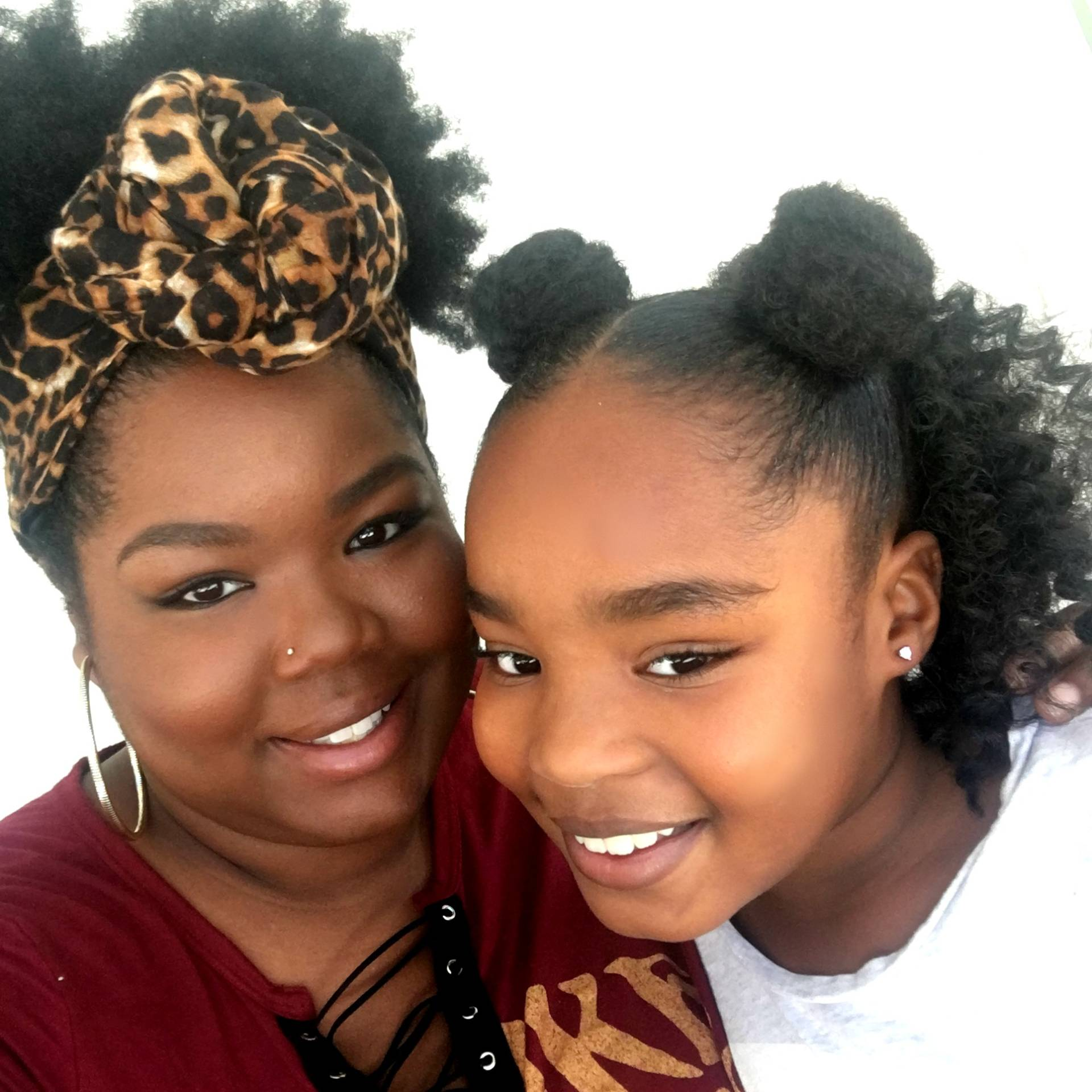 How To Encourage Your Daughter To Love Her Natural Hair
