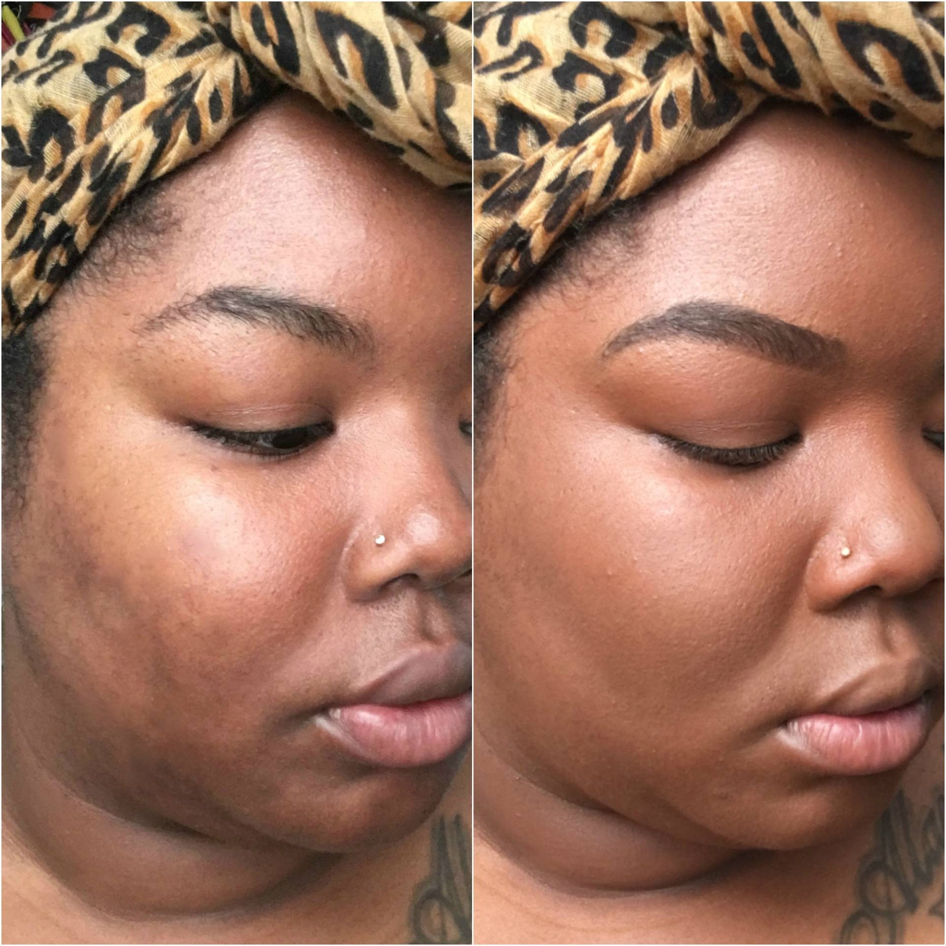 Beauty: IMAN Luxury Concealing Foundation Review