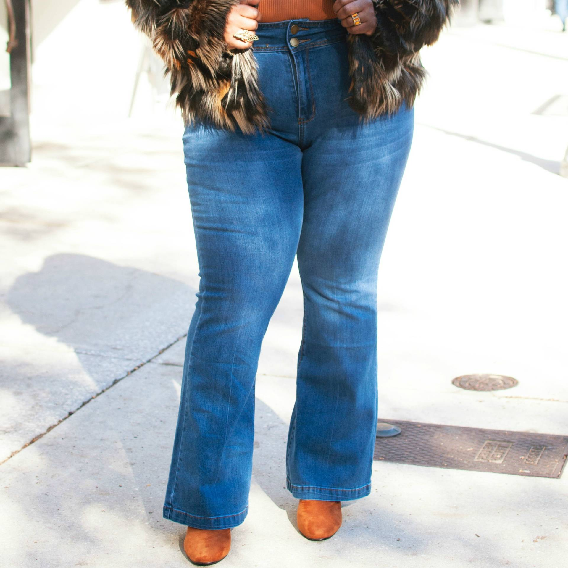 Plus Size Flare Jeans Round Up