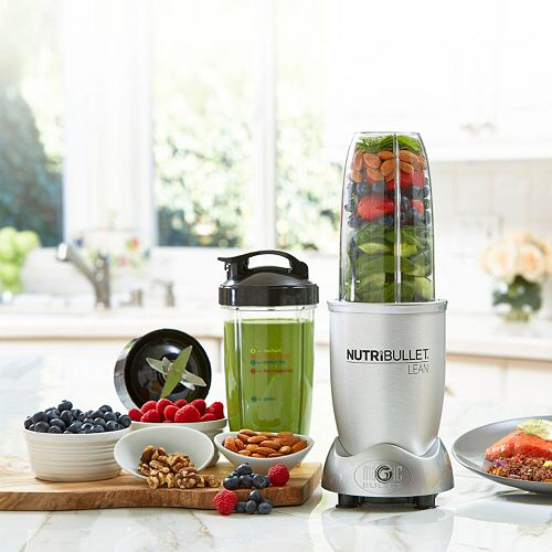 NutriBullet LEAN Update