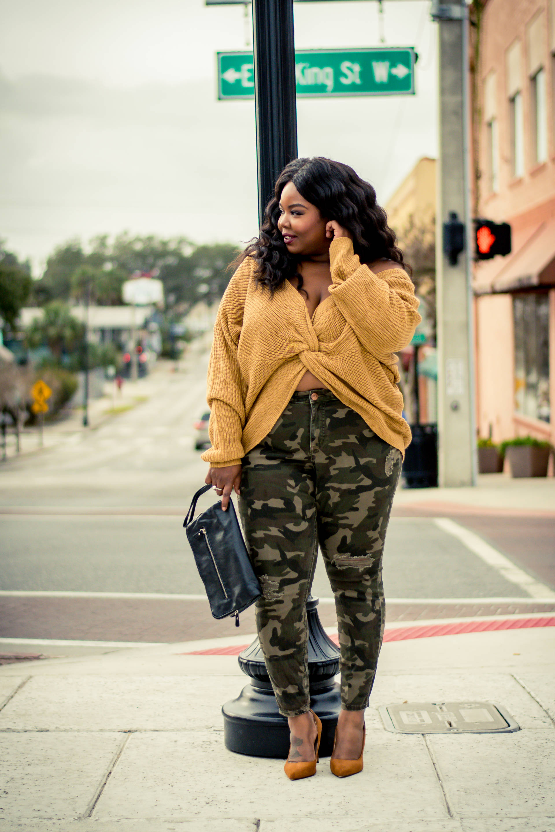 How to Style Camo