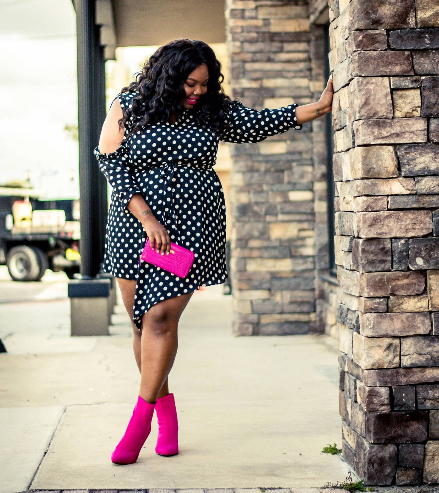 Falling In Love With Polka Dots